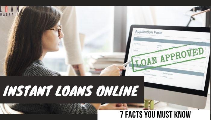 Instant Loans Online